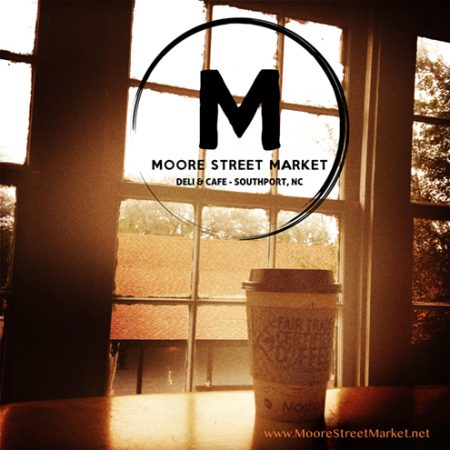 Moore Street Market- Cozy Cafe Coffee