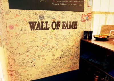 Moore Street Wall of Fame